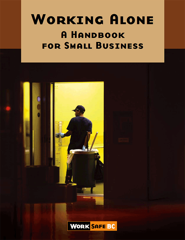 Working Alone: A Handbook for Small Business