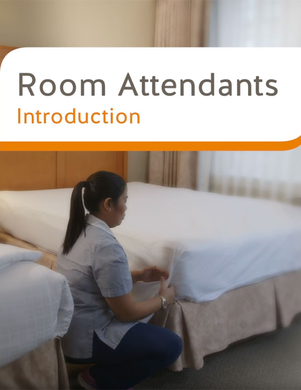 Room Attendants: Safety Video Series