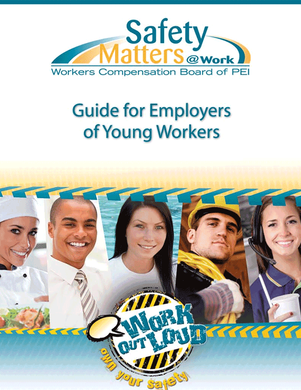 Guide for Employers of Young Workers