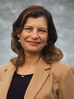 Judy Frankel, Communications Manager